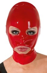 Красная латексная маска Latex Mask Red купить в sex shop Sexy