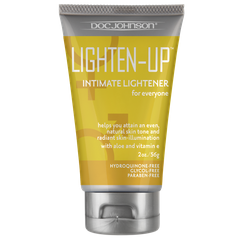 Крем для осветления кожи Doc Johnson LIGHTEN-UP Intimate Lightener (56 гр) купить в sex shop Sexy